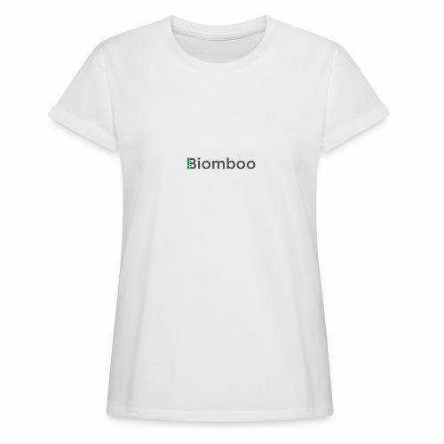 Biomboo Charcoal - Women's Oversize T-Shirt