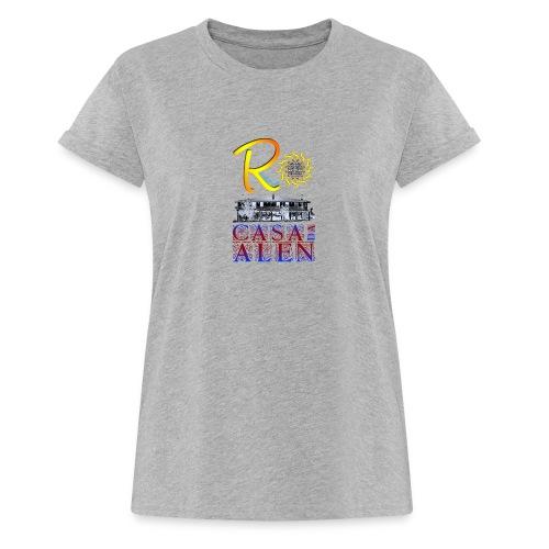 RESOLAINA - Camiseta holgada de mujer