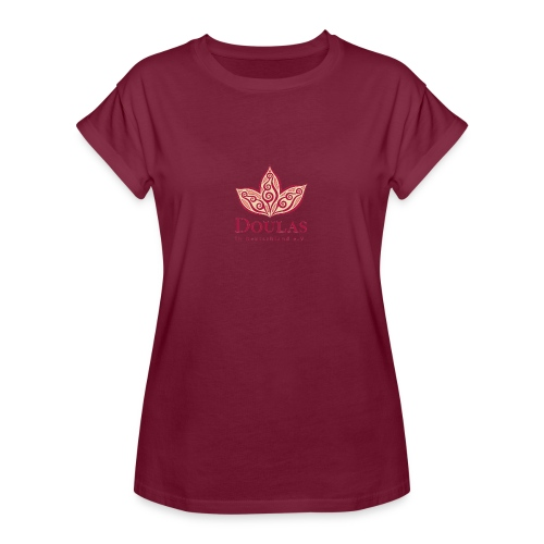 Doulas in Deutschland e.V. - Frauen Oversize T-Shirt