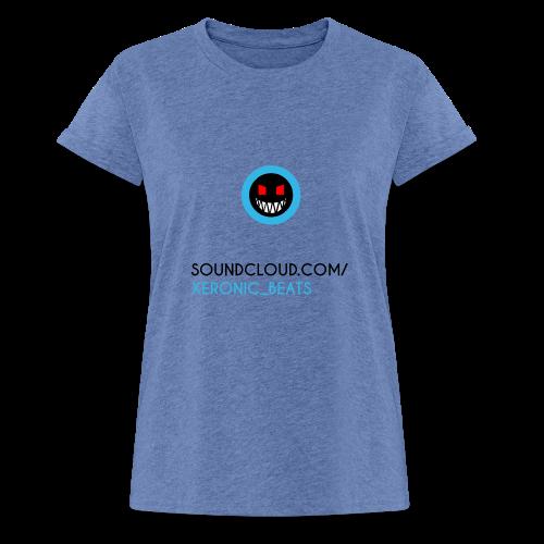 XERONIC LOGO - Women's Oversize T-Shirt