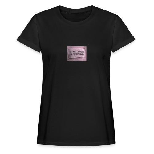IMG 1322 - Dame oversize T-shirt