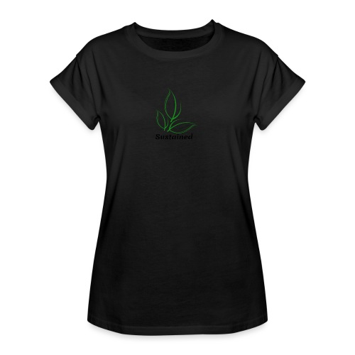 Sustained Sweatshirt - Dame oversize T-shirt