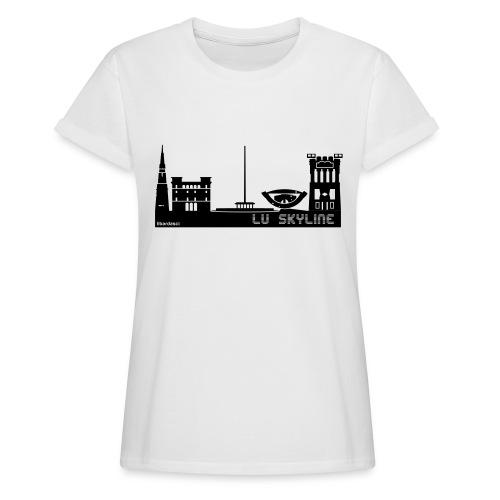 Lu skyline de Terni - Maglietta ampia da donna