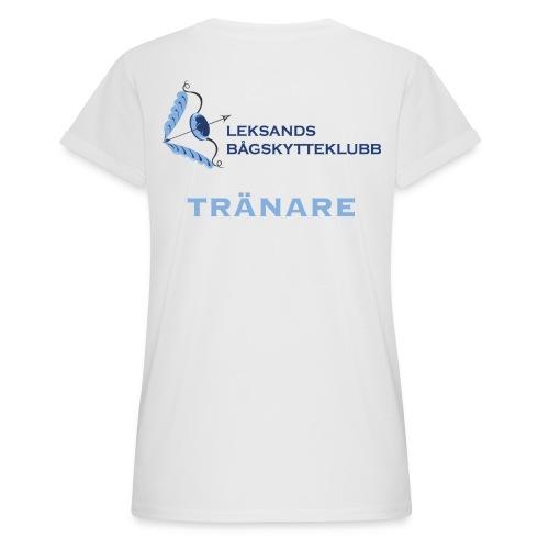 Tränartröja - Oversize-T-shirt dam
