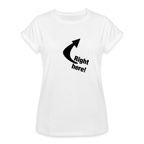 Where is your GOD now? - Frauen Oversize T-Shirt