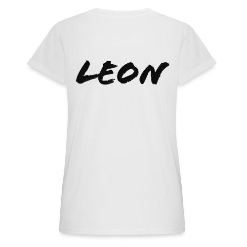 Leon - T-shirt oversize Femme