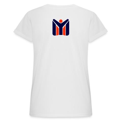 logo MYSC logo - Maglietta ampia da donna