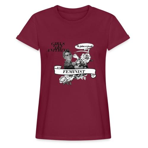 FEMINIST - T-shirt oversize Femme