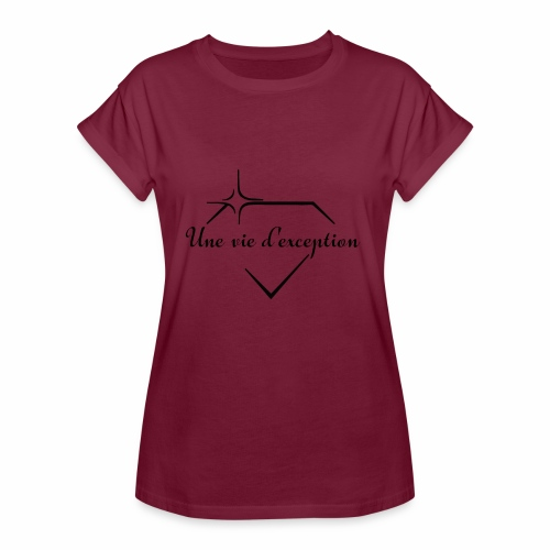 Femmes d'exceptions - T-shirt oversize Femme