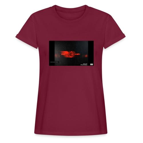 ZOCKERGAMER MERCH - Frauen Oversize T-Shirt