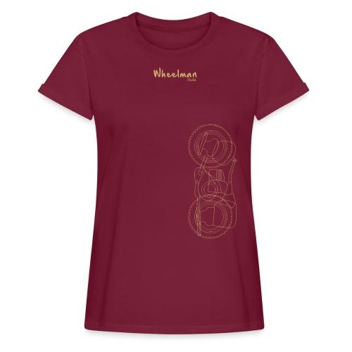 wheelman - Maglietta ampia da donna