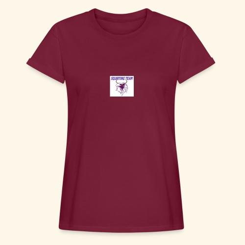 LOGO - Maglietta ampia da donna