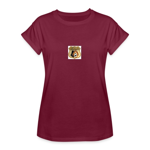 bar - Women's Oversize T-Shirt
