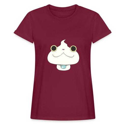 Muso Nyan - Maglietta ampia da donna
