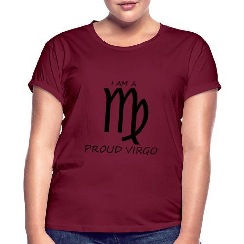 VIRGO - Women's Oversize T-Shirt