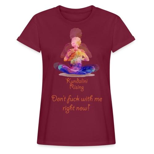 Kundalini Rising - Women's Oversize T-Shirt
