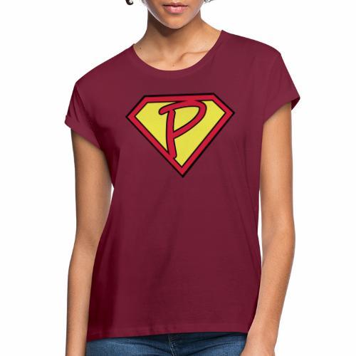 superp 2 - Frauen Oversize T-Shirt