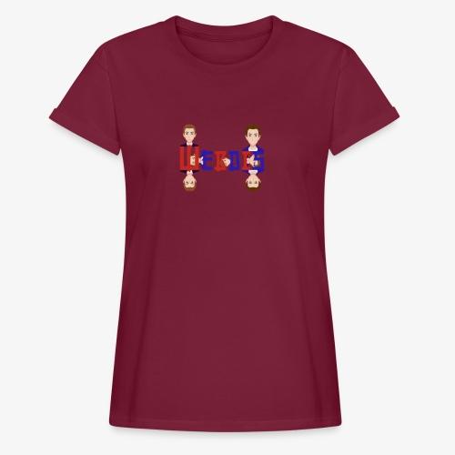 Webdis - T-shirt oversize Femme
