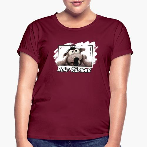 Rolf Rüdiger - Frauen Oversize T-Shirt