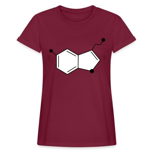 Serotonine - Maglietta ampia da donna