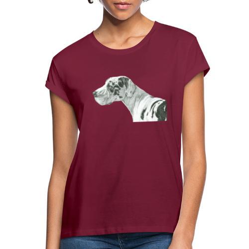 grand danios harlequin - Dame oversize T-shirt