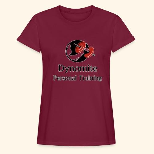 Dynomite Personal Training - Women's Oversize T-Shirt
