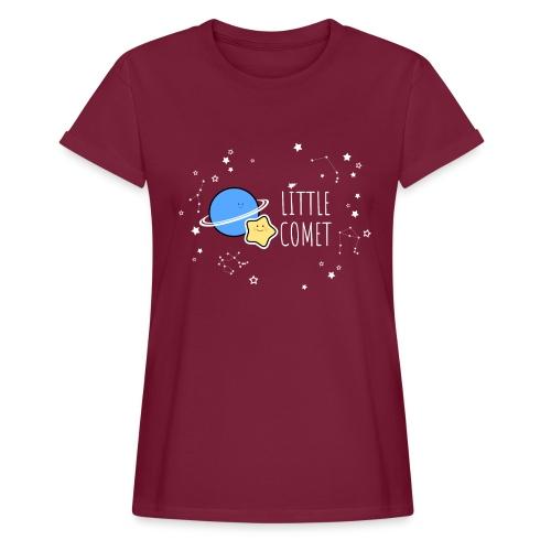 Little Comet - Naisten oversized-t-paita