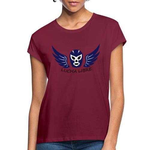 Lucha Libre - T-shirt oversize Femme