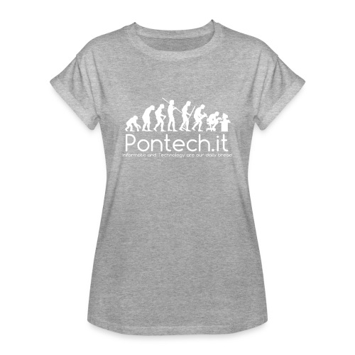 Pontech.it - Maglietta ampia da donna