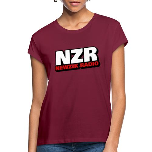 NZR - T-shirt oversize Femme