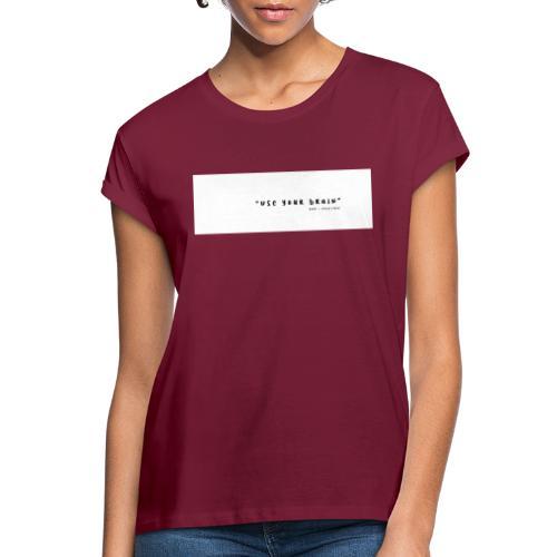 Brain - Maglietta ampia da donna