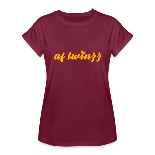 af.twinzz Clothing - Women's Oversize T-Shirt