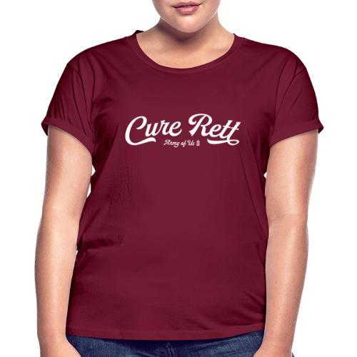 Cure Rett - Women's Oversize T-Shirt