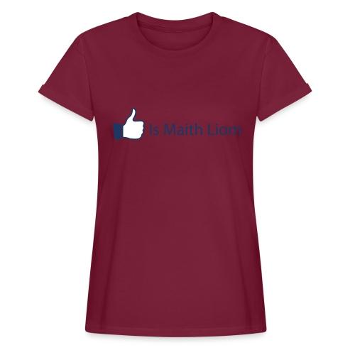 like nobg - Women's Oversize T-Shirt