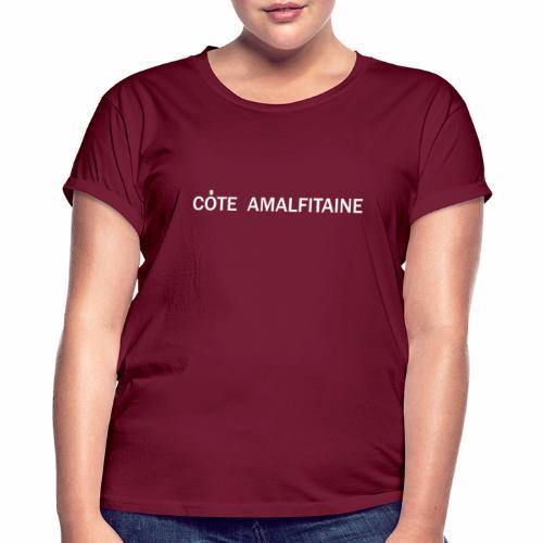 Côte Amalfitaine - T-shirt oversize Femme