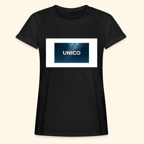 copertina canzone-unico - Maglietta ampia da donna