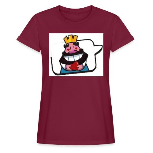 Cartoon - Maglietta ampia da donna