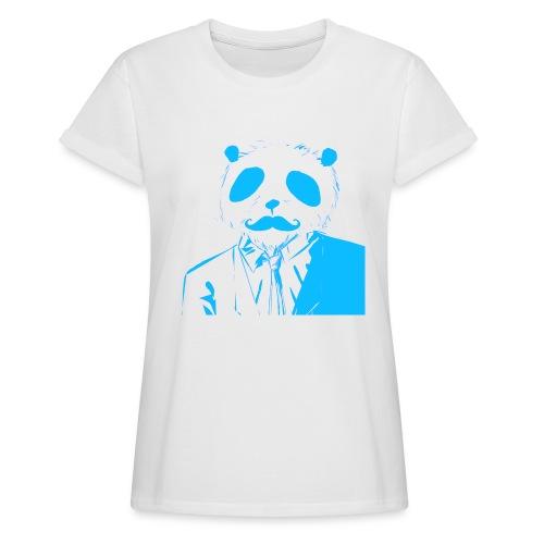 BluePanda Logo - Women's Oversize T-Shirt