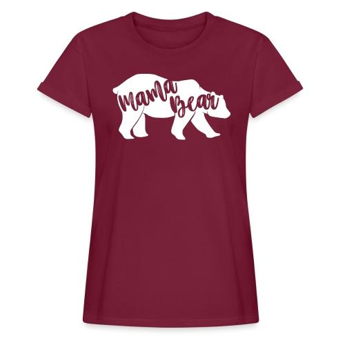Mama Bear - für Eltern-Baby-Partnerlook - Frauen Oversize T-Shirt