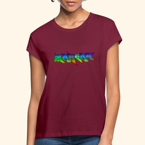 ZARGAN - T-shirt oversize Femme