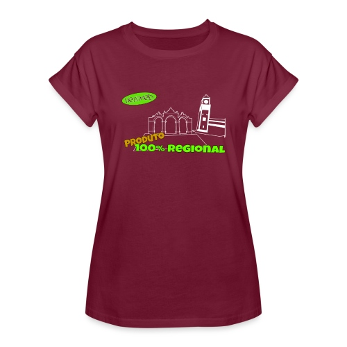 Dark City Gates - Women's Oversize T-Shirt