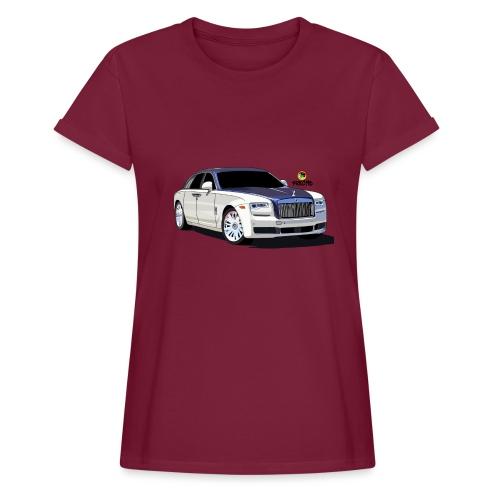 Luxury car - Women's Oversize T-Shirt