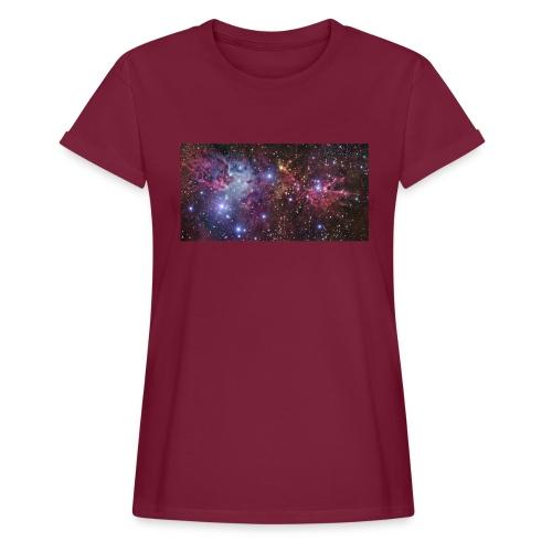 Stjernerummet Mullepose - Dame oversize T-shirt