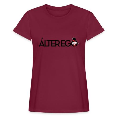 ÁLTER EGO - Camiseta holgada de mujer