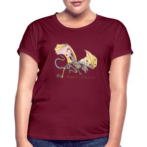 Bonedragon - Frauen Oversize T-Shirt