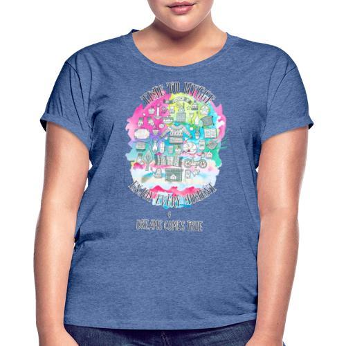 Time to Hygge - T-shirt oversize Femme
