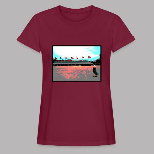 Ho Chi Minh - Women's Oversize T-Shirt