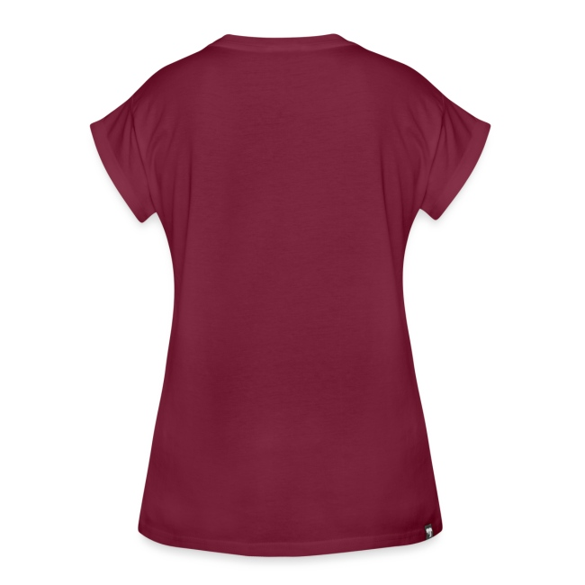 Vorschau: Ich bin die Leitstute - Frauen Oversize T-Shirt