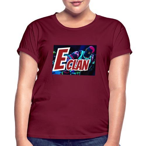 Elite x Clan Turnbeutel - Frauen Oversize T-Shirt
