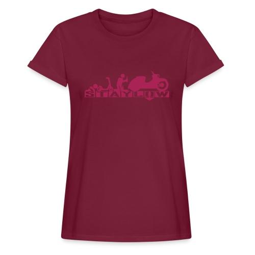 STAYLOW Bier - Frauen Oversize T-Shirt